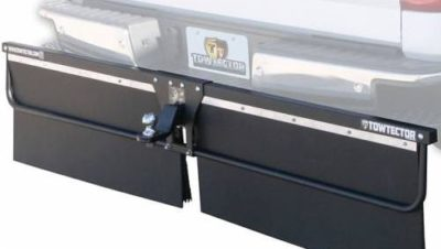 Towtector Full Brush Guard System