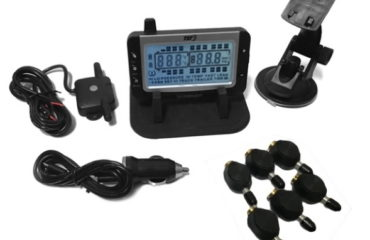TPMS system of the Chevy